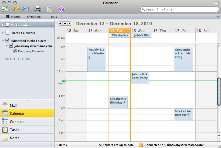 Outlook 2007: Create A New Public Folder (Exchange) » TECH90