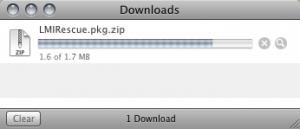 LMIRescue Installer Package Download